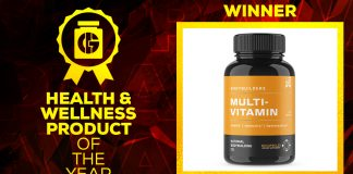 Generation Iron Supplement Awards Health and Wellness National Bodybuilding Co. Multivitamins