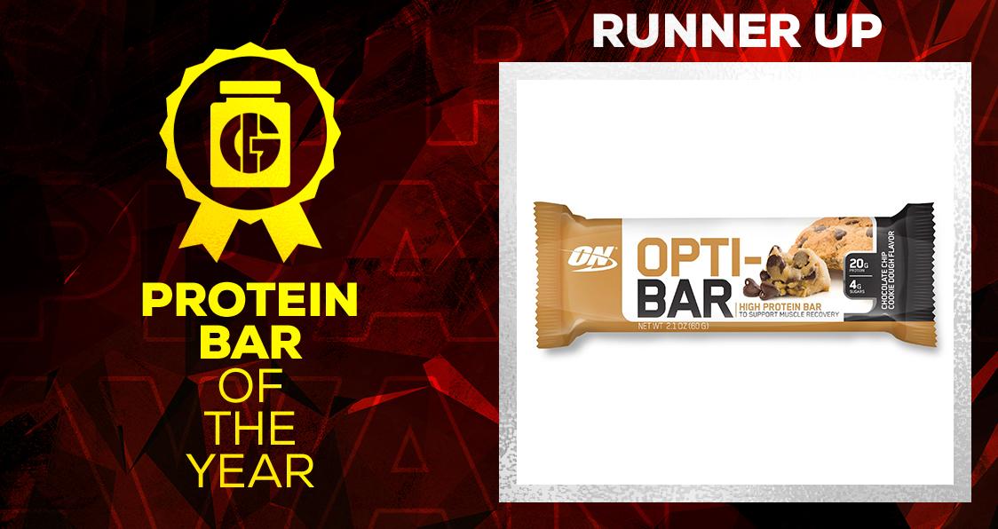 Generation Iron Supplement Awards Protein Bar Opti-Bar