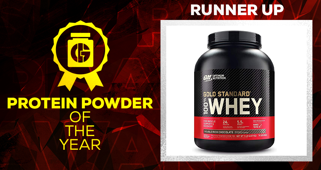 Generation Iron Supplement Awards Protein Powder Optimum Nutrition