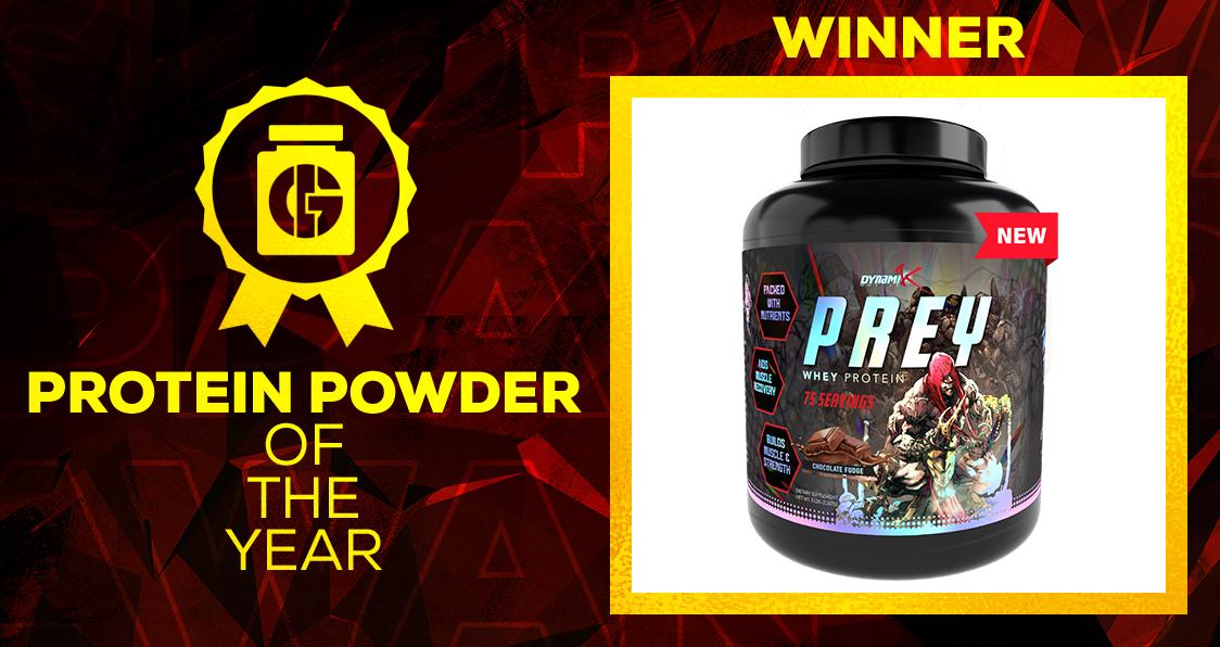 Generation Iron Supplement Awards Protein Powder Dynamik Muscle