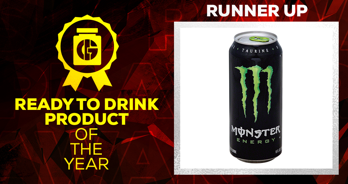 Generation Iron Supplement Awards Ready To Drink Monster Energy