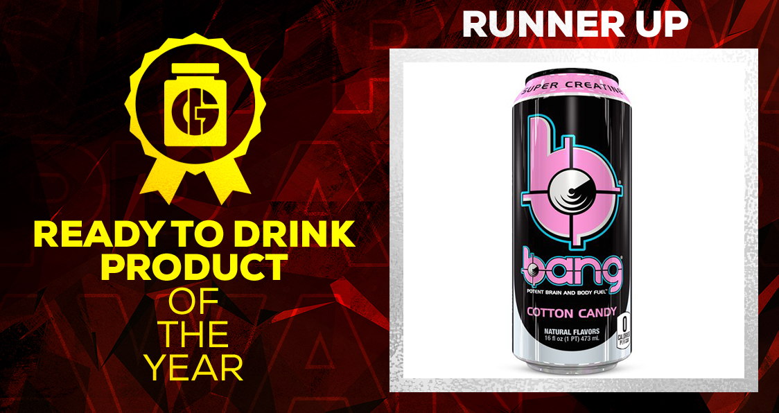 Generation Iron Supplement Awards Ready To Drink Bang Energy
