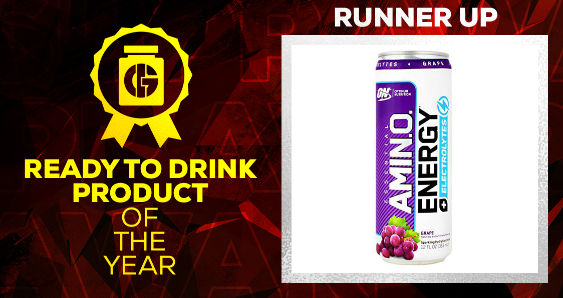 Generation Iron Supplement Awards Ready To Drink Optimum Nutrition Amino Energy
