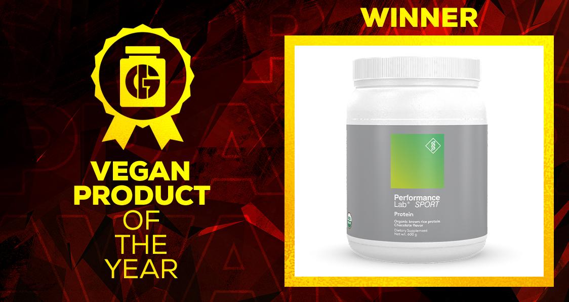 Generation Iron Supplement Awards Vegan Product Performance Lab Protein