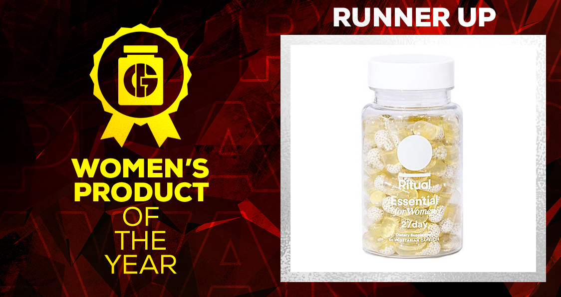 Generation Iron Supplement Awards Women's Product Ritual Essential For Women