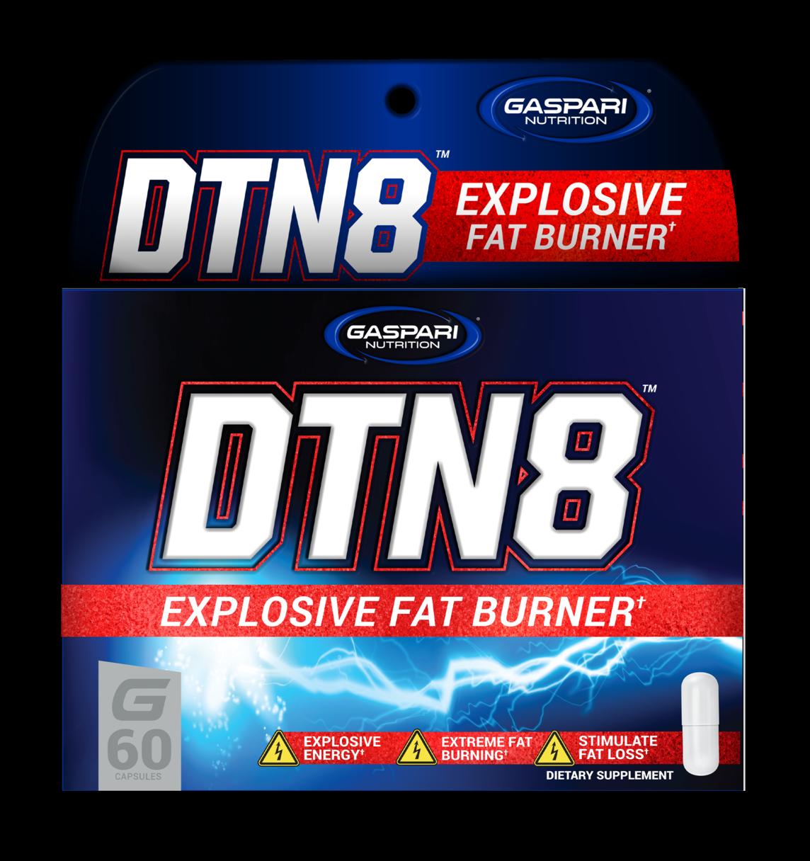 Gaspari Nutrition DTN8 Fat Burner
