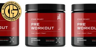 National Bodybuilding Co Pre-Workout Review