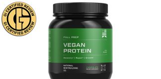 National Bodybuilding Company Vegan Protein Review