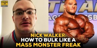 Nick Walker How To Bulk Like A Mass Monster