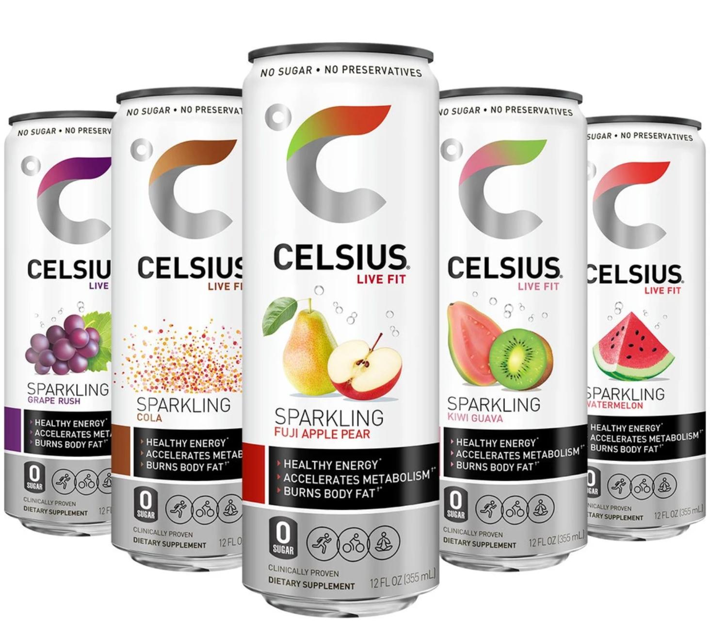 Celcius Energy Drink