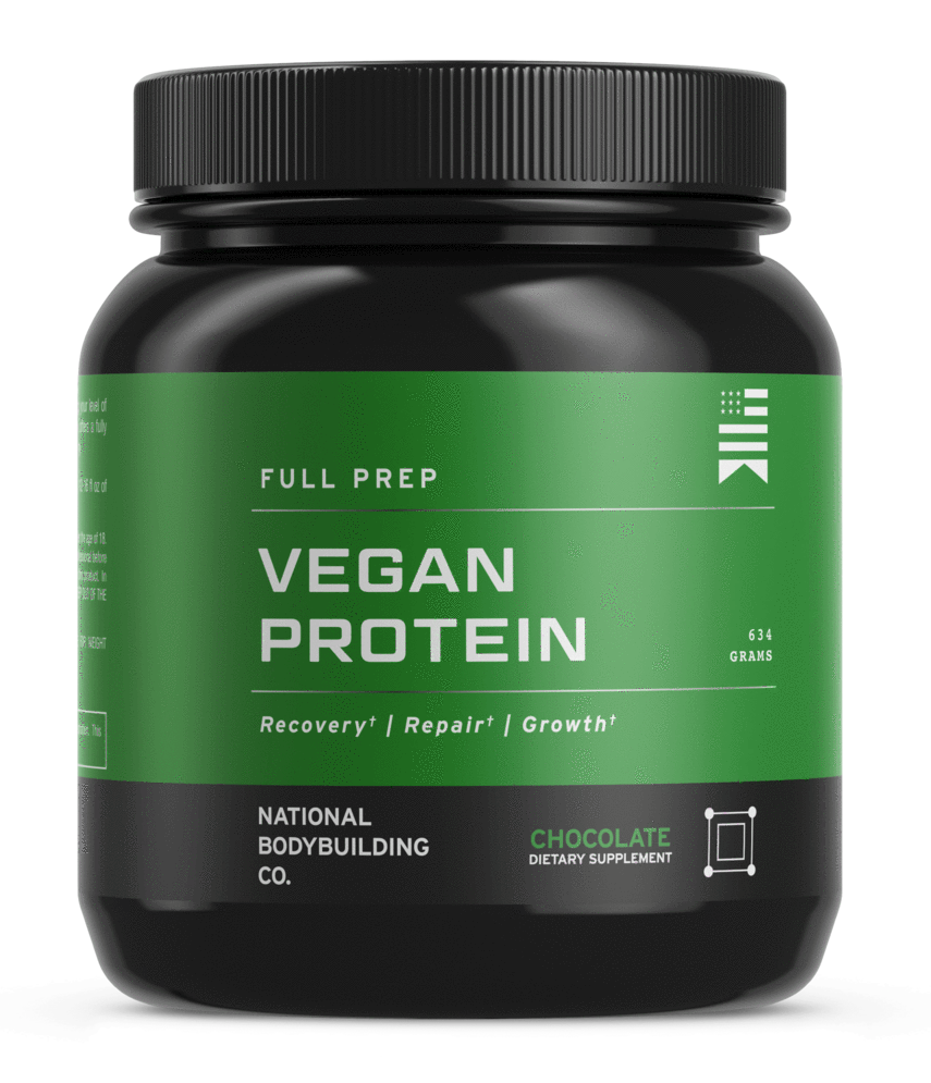 National Bodybuilding Co. Vegan Protein