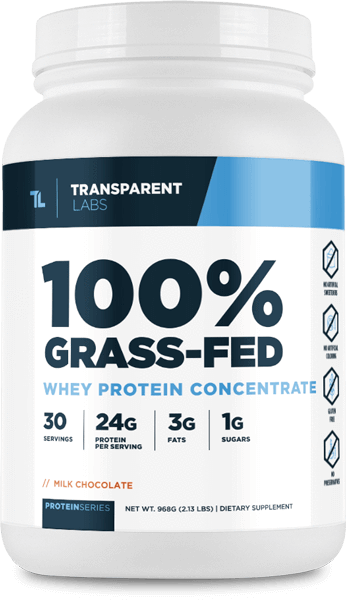 Transparent Labs Protein Powder