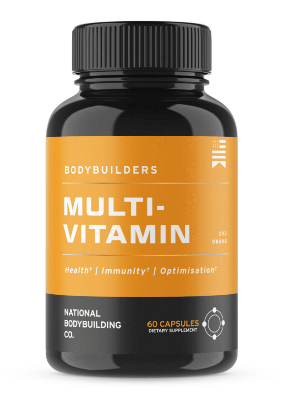 National Bodybuilding Co. Multivitamins