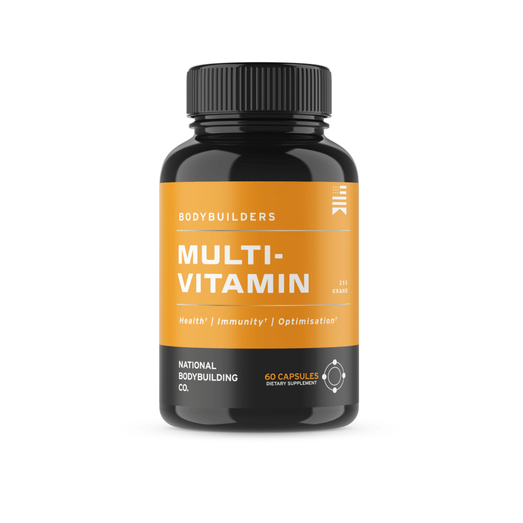 National Bodybuilding Co Multivitamin