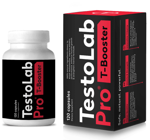 Testolab Pro Testosterone Booster
