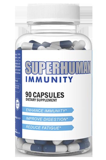 Enhanced Labs Super human immunity multivitamin