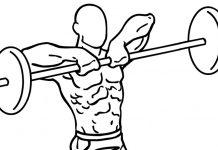upright row exercise