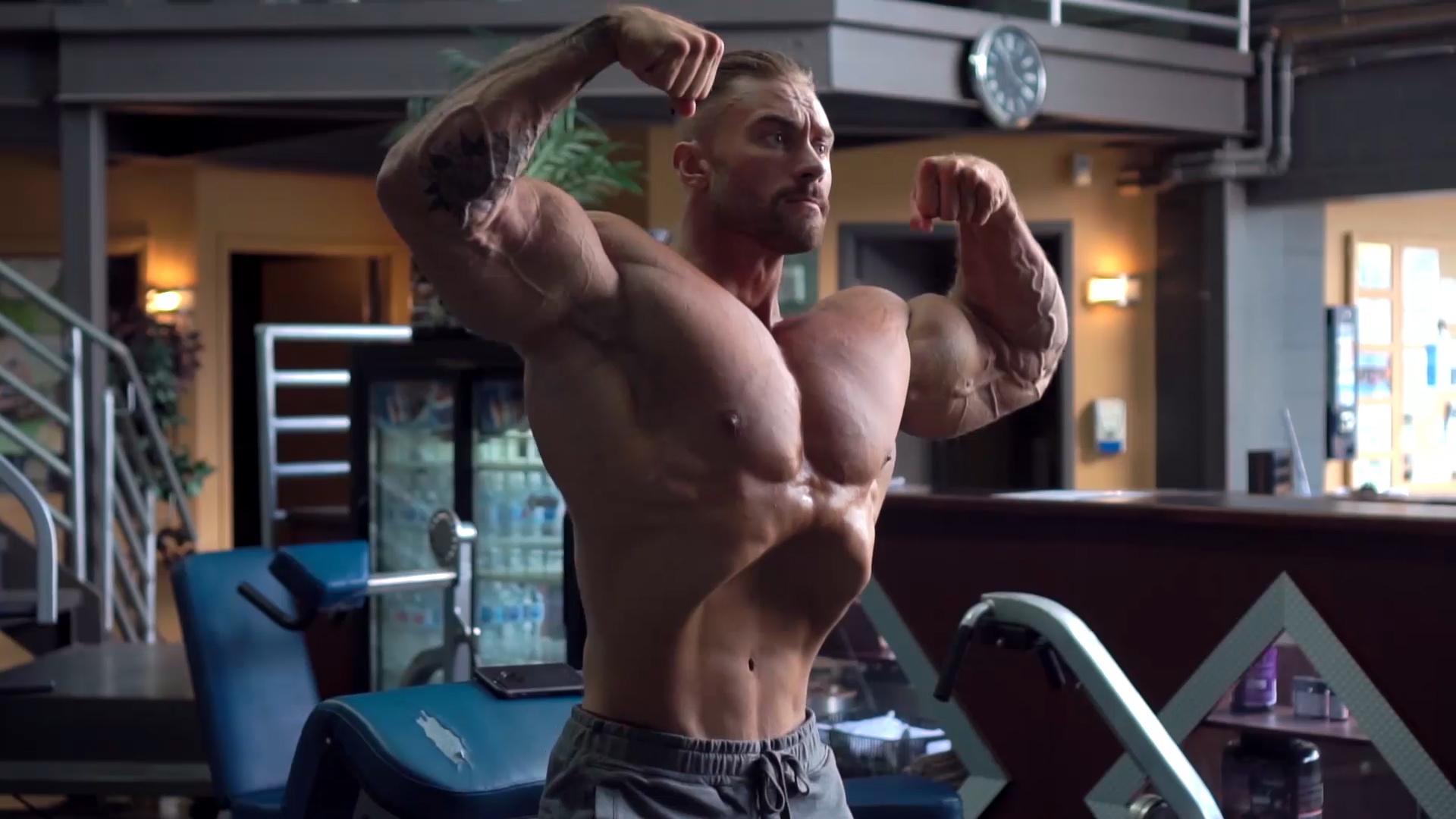 Chris Bumstead Bodybuilder