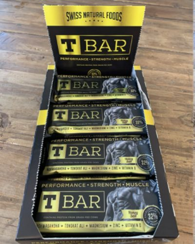Swiss Natural Foods_T Bar_Product