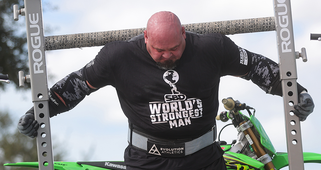 World's Strongest Man 2020 Finals Day 1 Results