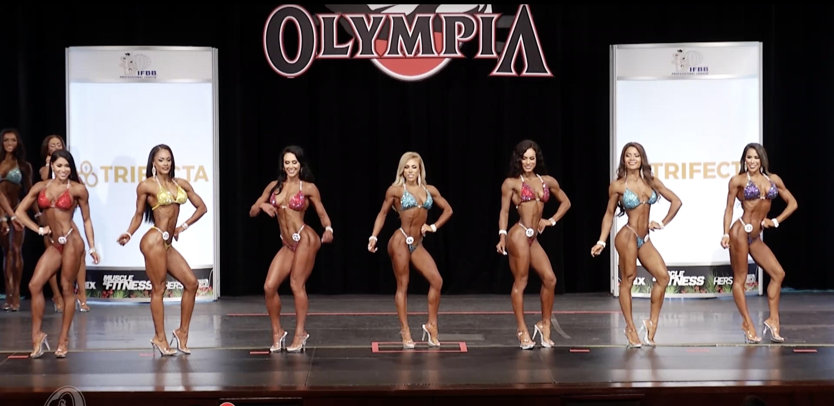 Olympia 2020 Bikini 2nd Callout