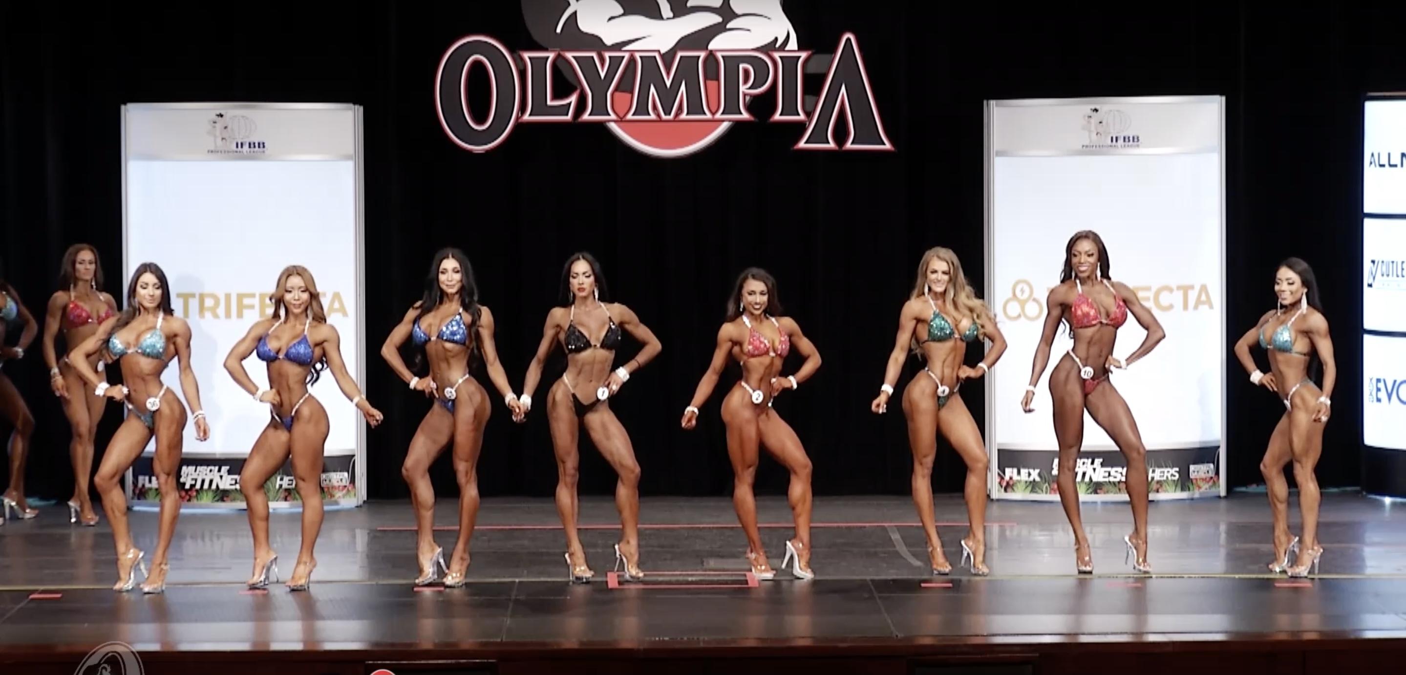 Olympia 2020 Bikini 6th Callout
