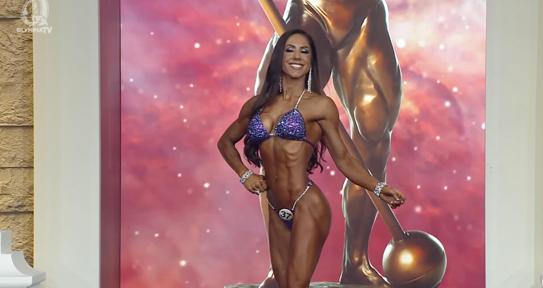 Angelica Teixeira Olympia 2020