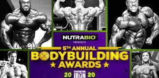 Generation Iron Bodybuilding Awards 2020