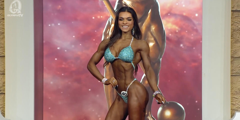 Elisa Pecini Olympia 2020