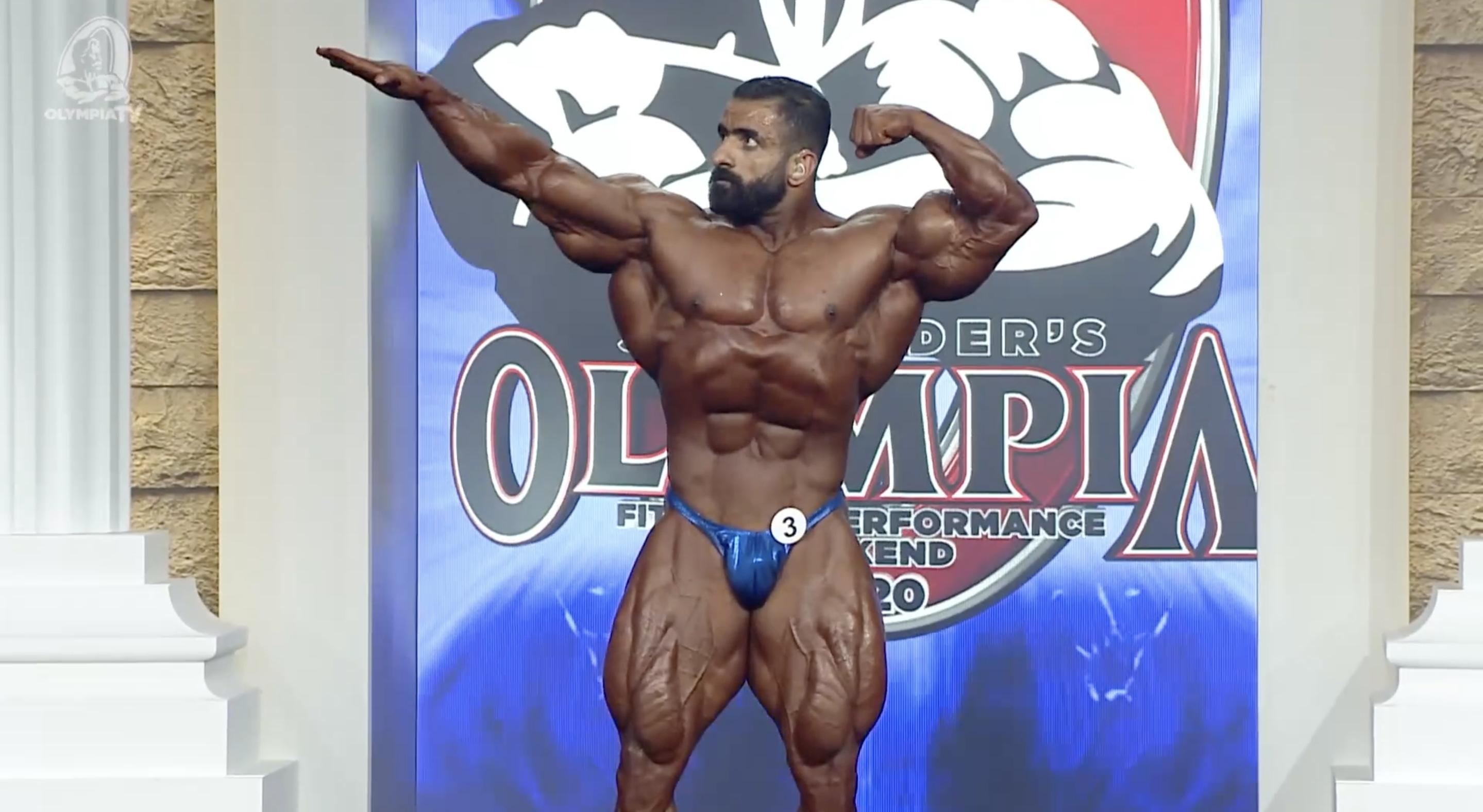 Hadi Choopan Olympia 2020
