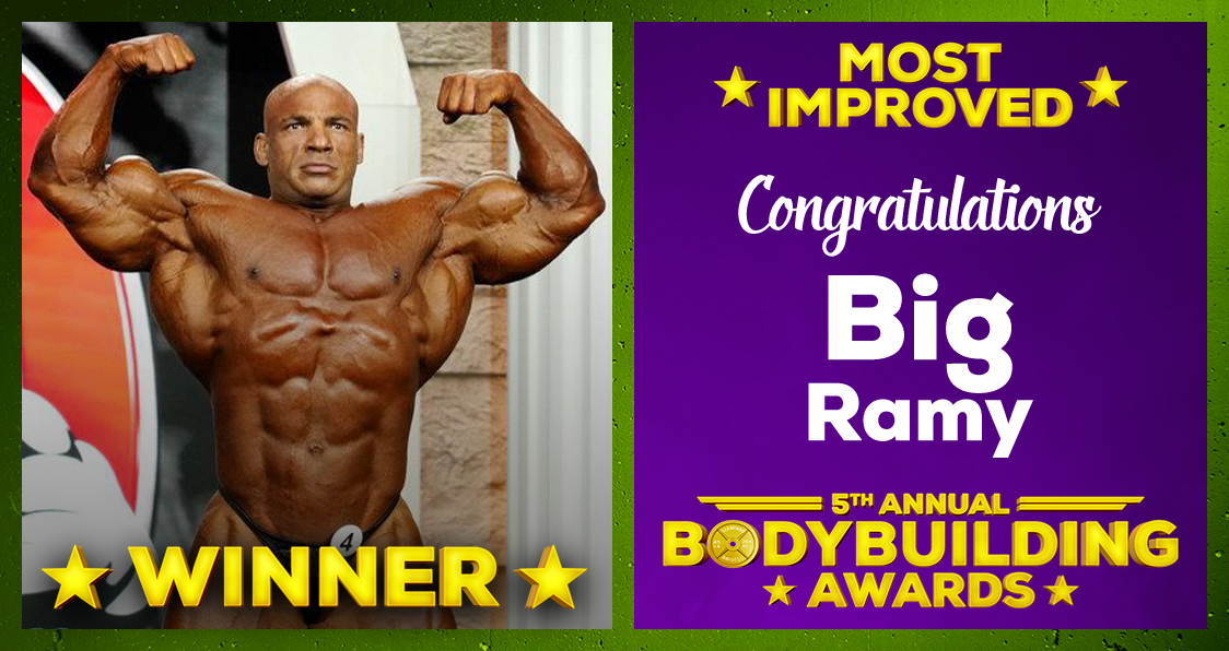 Big Ramy Most Improved 2020