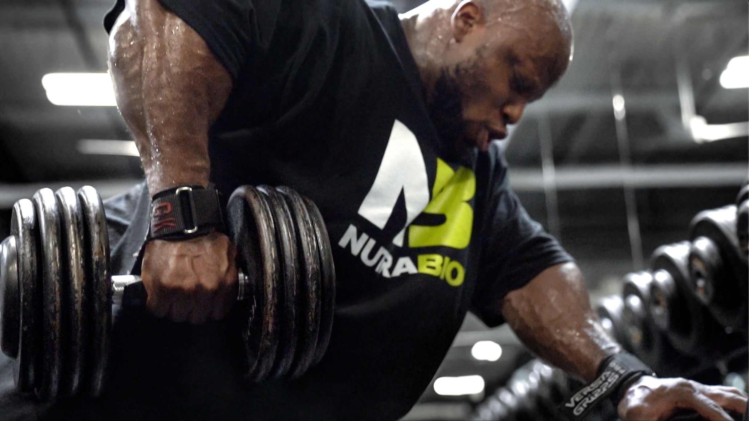 """Shaun Clarida Journey To Olympia 2020: Episode 1 """"Blood, Sweat, & Brining  Home The Title"""