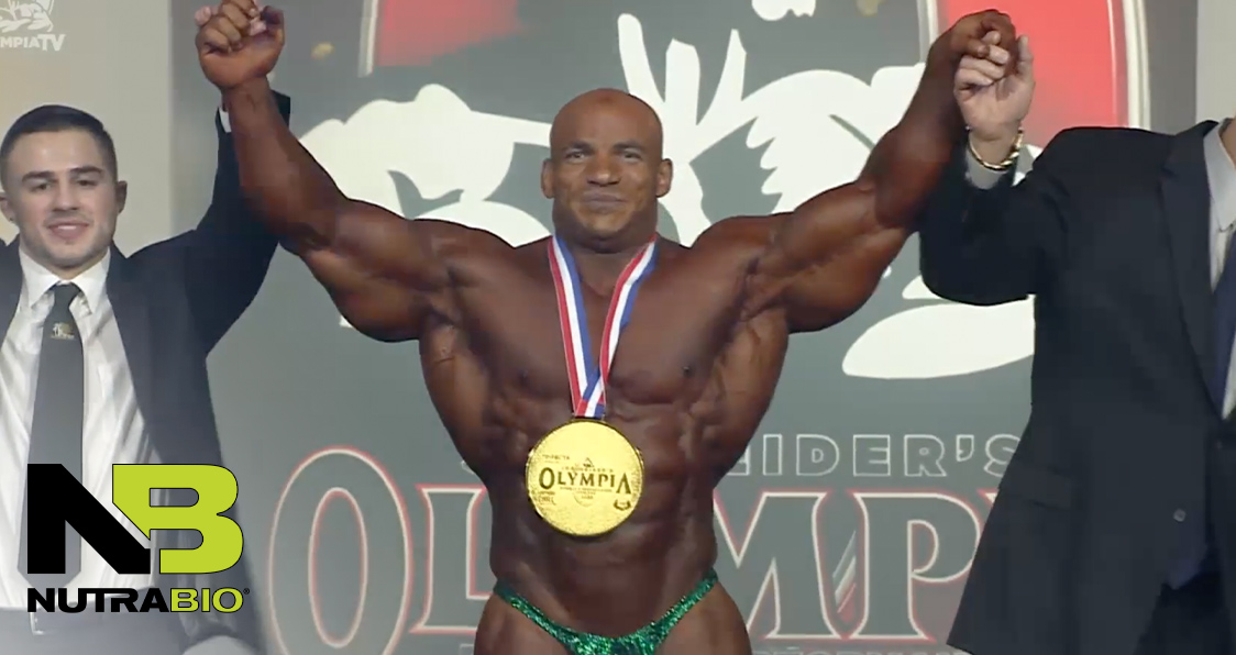 Mr. Olympia 2020 Results