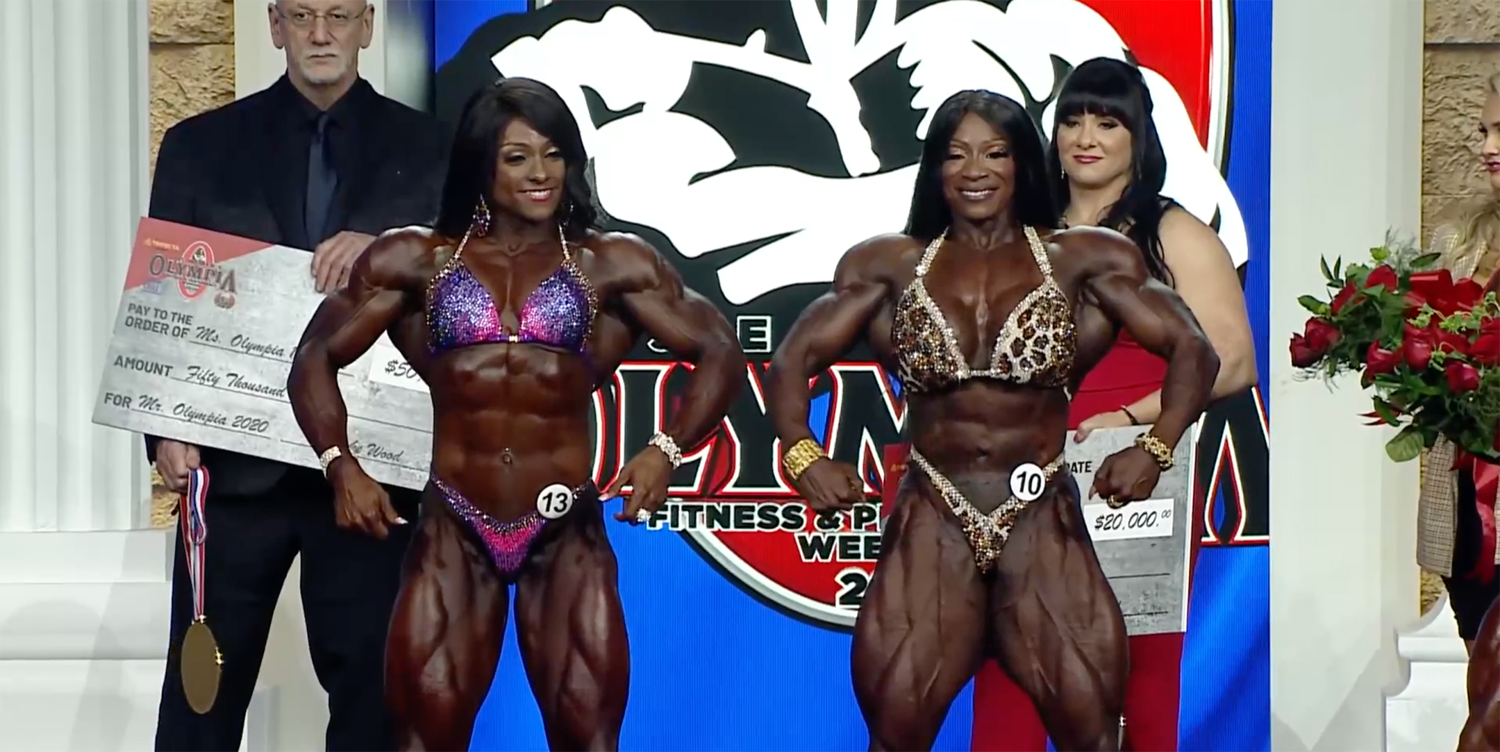 Ms. Olympia Top 2