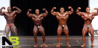 Olympia 2020 Men's 212 Callout Report