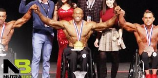 Olympia 2020 Pro Wheelchair Results