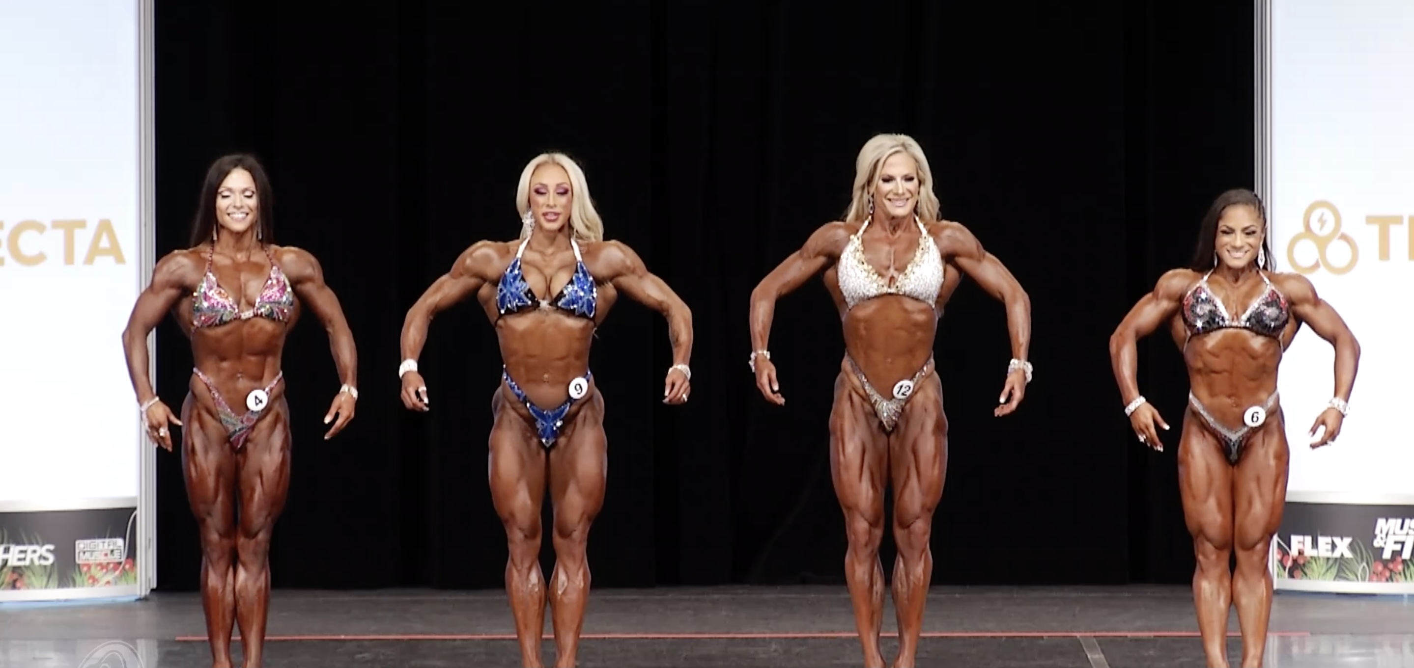Olympia 2020 Fitness 3rd Callout