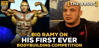 Big Ramy First Bodybuilding Competition