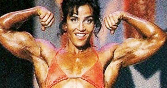 Laura Bass bodybuilder