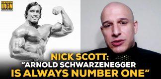 Nick Scott Arnold Schwarzenegger best bodybuilder