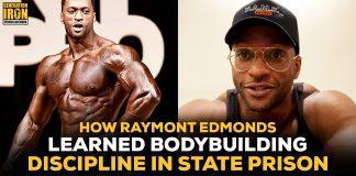 Raymont Edmonds State Prison bodybuilding