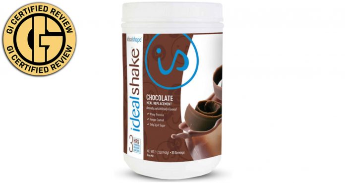 IdealShape Meal Replacement Shake