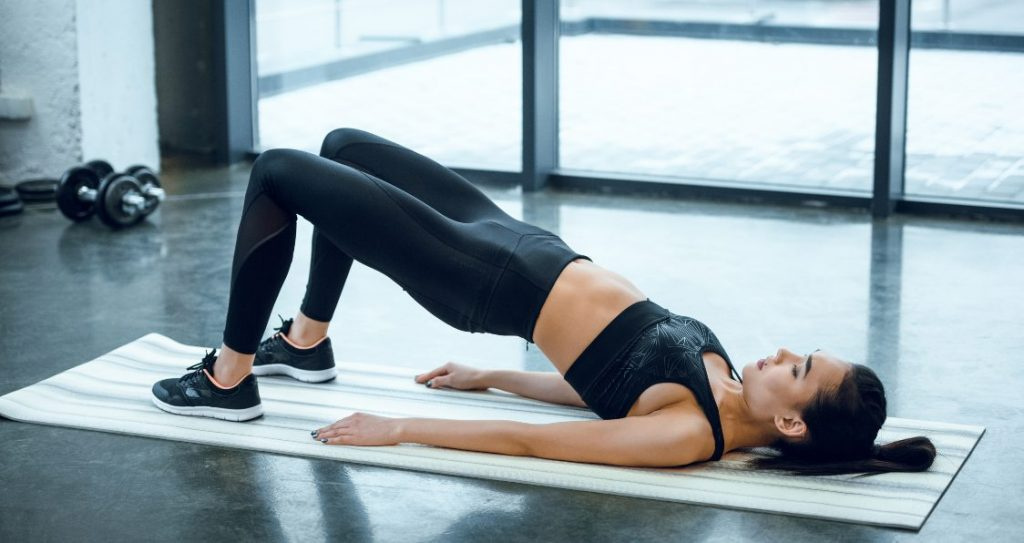 hip thrusts to reduce lower back pain