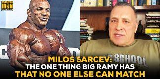 Milos Sarcev Big Ramy