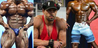 Arash Rahbar genetics Men's Physique