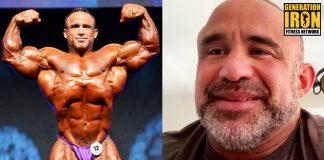 Jose Raymond Bodybuilding Comeback