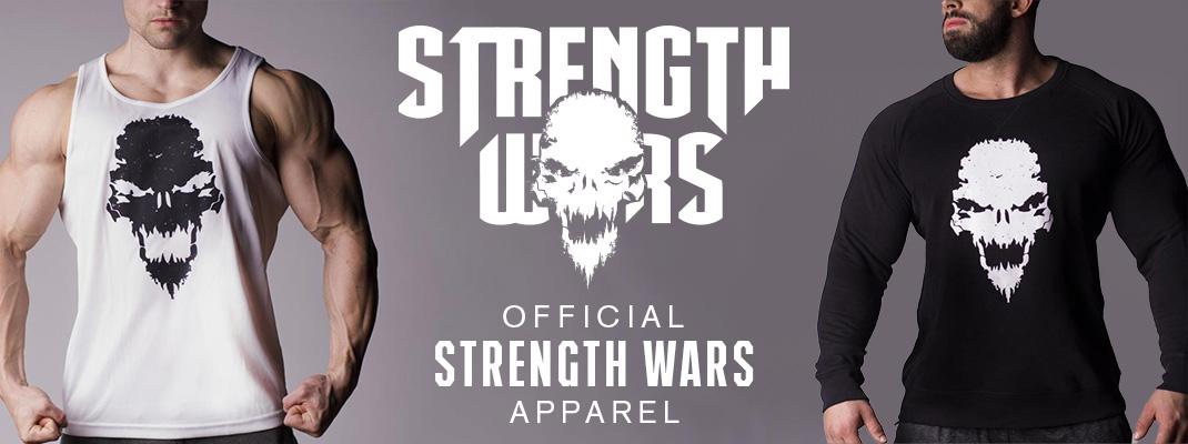 Strength Wars Apparel