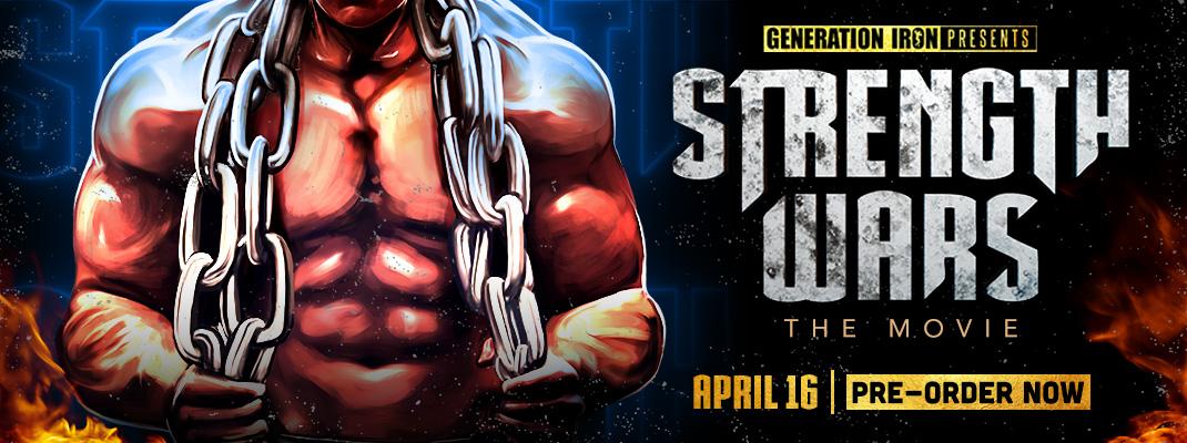 Strength Wars: The Movie