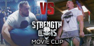 Strength Wars Movie Larry Wheels vs Anabolic Horse