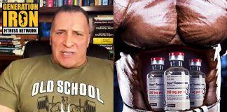 Milos Sarcev legalize steroids